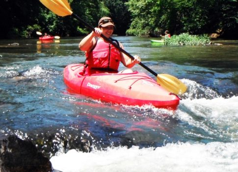 Activities Kayaking