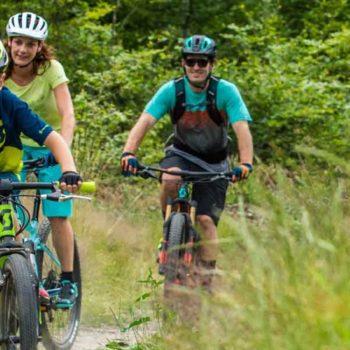 Activities Mountain biking Landing Page