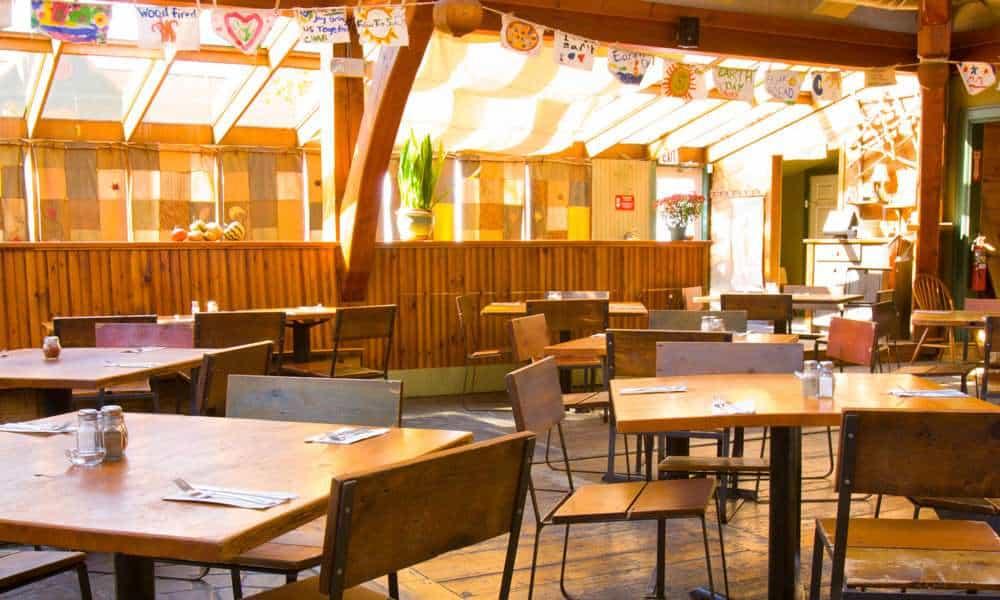 Amenities Restaurant Landing Page