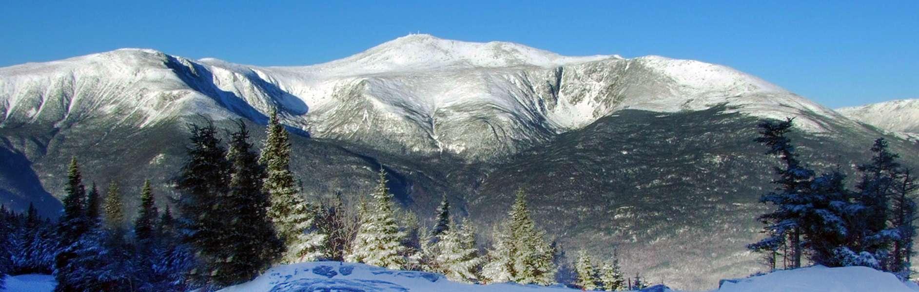 Explore Mount Washington Landing Page
