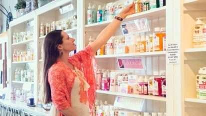 Amenities-shopping