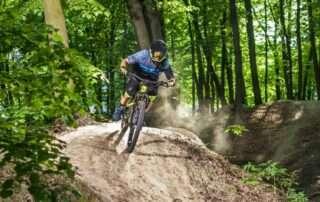 Mountain biking at cranmore